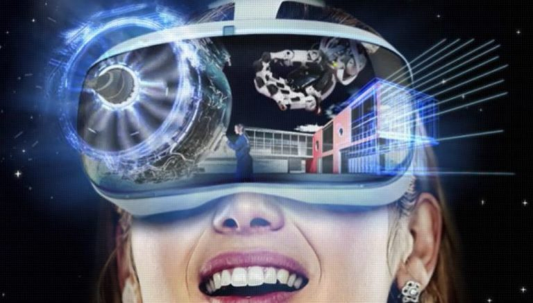 Di chuyển trong không gian không bị ràng buộc với 3D scanning