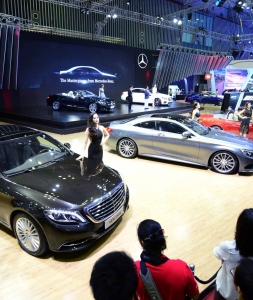 Mercedes Benz Fascination 2017 – The Journey