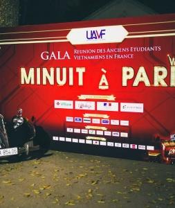 Minuit à Paris – Đêm hội Networking lớn nhất trong năm