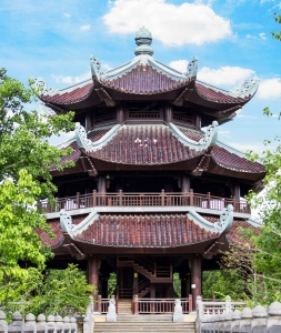 BELT TOWER – BAI DINH PAGODA COMPLEX