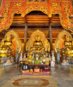 Phap Chu Temple – Bai Dinh Pagoda Complex