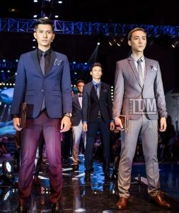 """Show """"Men and Blue"""" của thời trang nam Phan Nguyễn"""