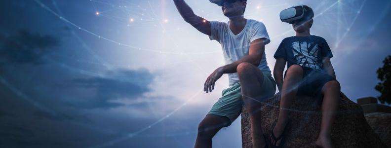 Tương tác nhập vai thực tế ảo 3D Scanning xu hướng nóng bỏng hiện nay