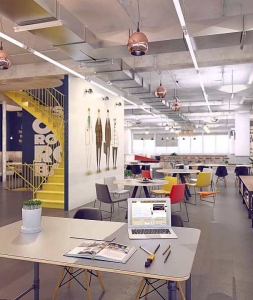 3D Scanning Dreamplex Coworking Space