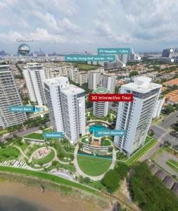 Dự án căn hộ cao cấp Riverpark Premier
