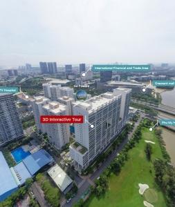 Dự án căn hộ cao cấp Scenic Valley Phú Mỹ Hưng