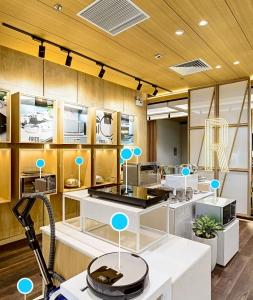 Showroom Frico – Vincom Trần Duy Hưng
