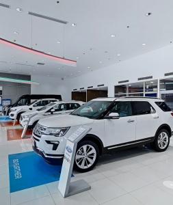 Showroom Ford Hà Nội