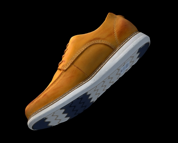 Scan 3D – Leather Shoes