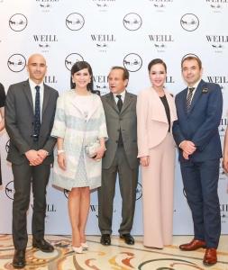 Khai trương thời trang cao cấp Weill tại Tràng Tiền Plaza
